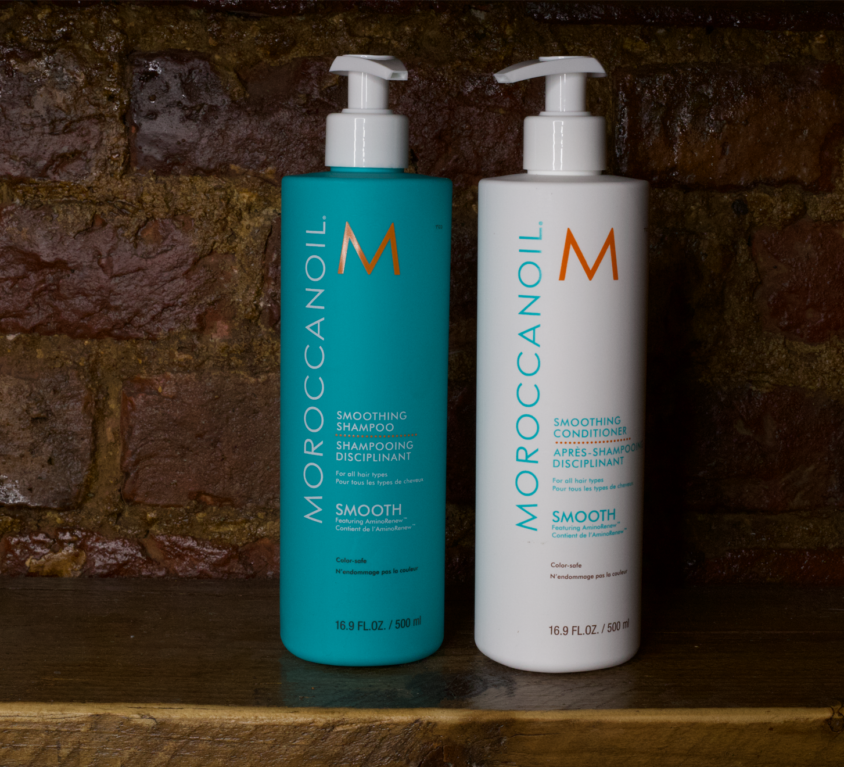 Moroccanoil Smooth Set