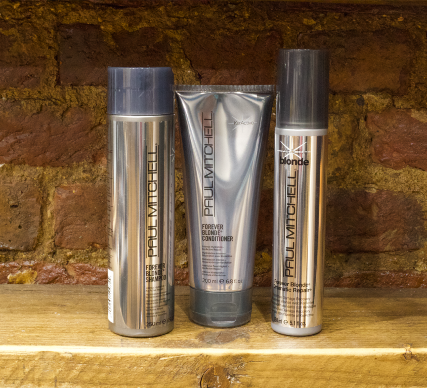 Paul Mitchell Forever Blonde Set